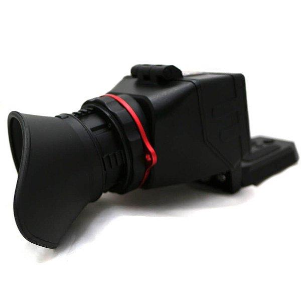 Visor Prismático Kamerar QV-1 Viewfinder Seminovo