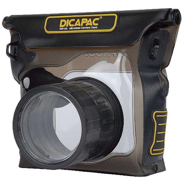 Capa Aquática Dicapac WP-S3 para Câmeras Mirrorless