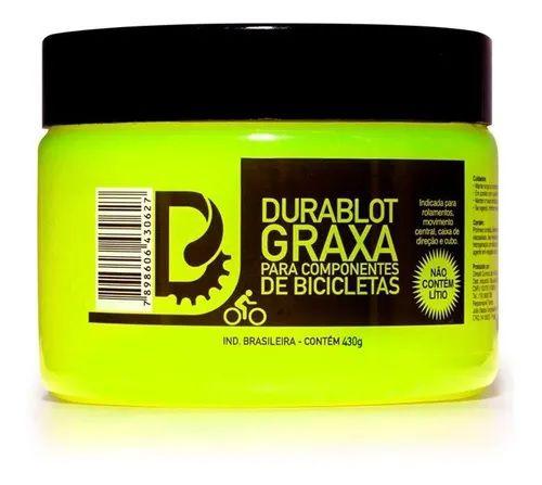 Graxa Durablot 430g Especial Sem Lítio Alta Qualidade Bike