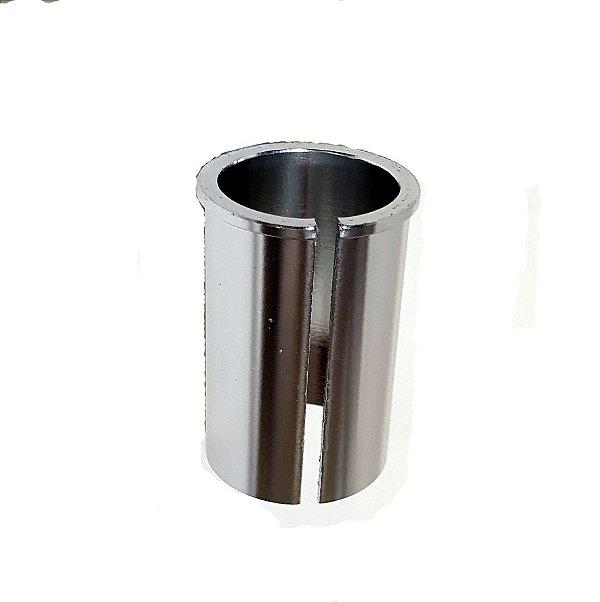 Bucha Redução Adaptador Canote Alumínio Selim 27.2 - 31.6