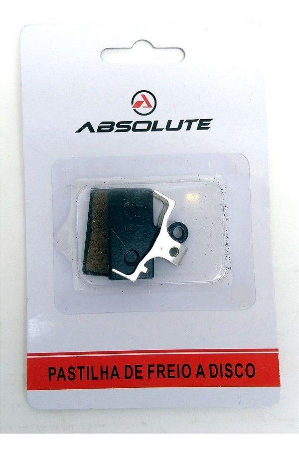 Pastilha Freio Disco Bike Deore Xt Slx Alfine M985 Abs-03s