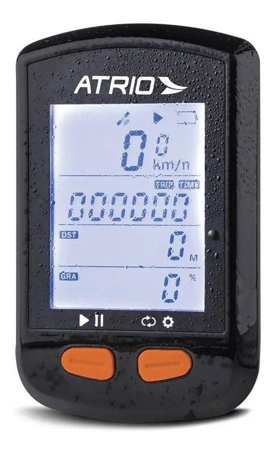 Gps Atrio Steel Bi132 Bluetooth Cadencia Compativ Cinta Card