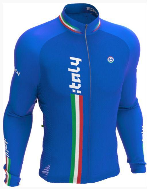 Camisa Manga Longa Ert New Tour Italy