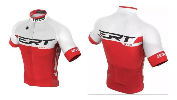 Camisa De Ciclismo Ert Elite Racing Mtb Speed Slim Fit