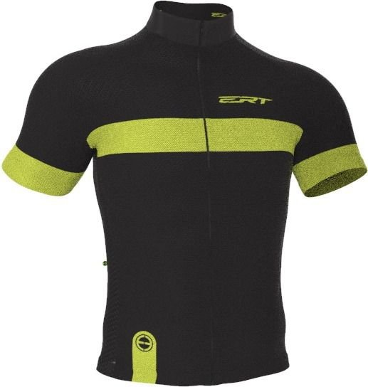 Camisa Ciclismo Ert New Tour Strip Black Bike Mtb Speed