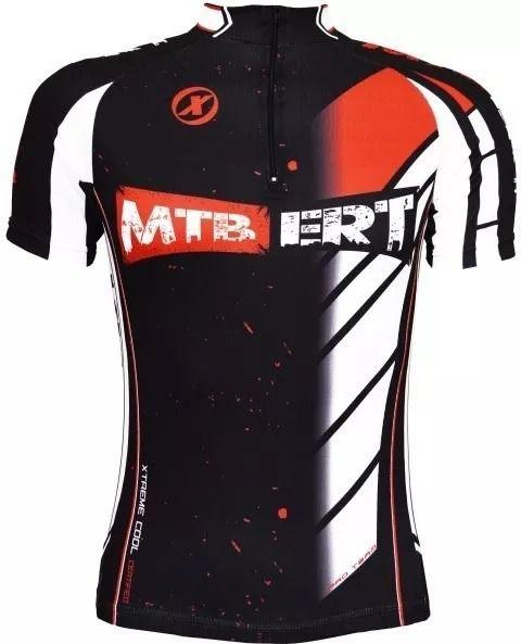 Camisa Ciclismo  Mtb Ert Consulte Tamanho Bike Mtb Speed