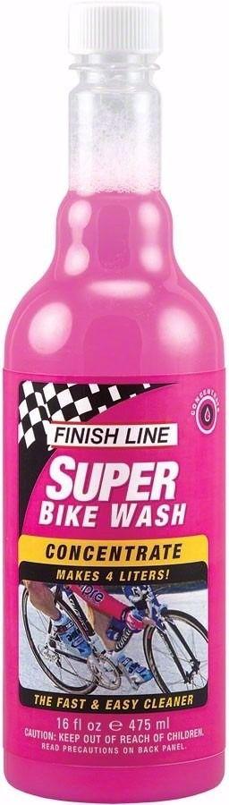Limpador Rápido Finish Line Super Bike Wash Concentrado