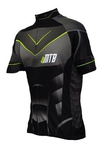 Camisa Bicicleta Ciclismo Ert Advanced Mtb Hero Bike
