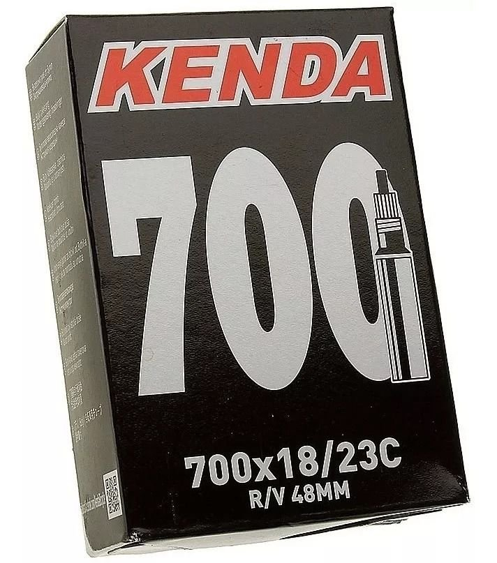 Câmara De Ar Bike Kenda 700x18/23 Válv. 48mm Speed Urbana