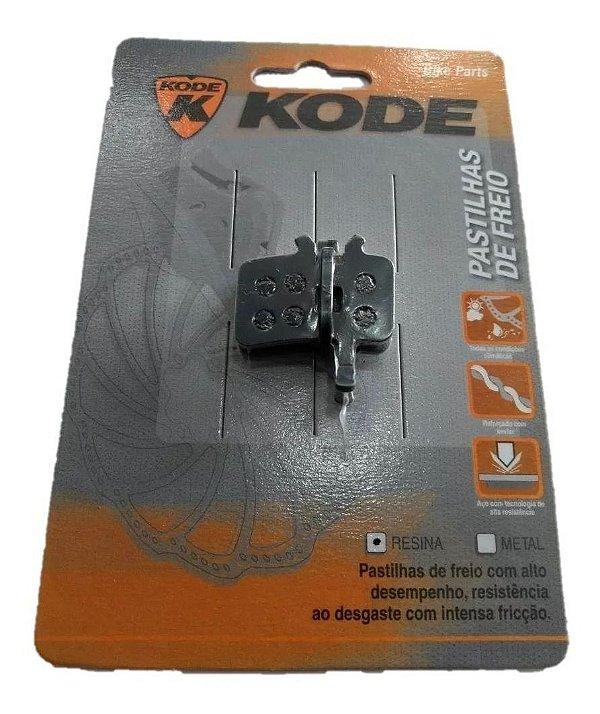 Pastilha Freio Bike Kode Avid Juicy 3 5 7 Mecanico Resina