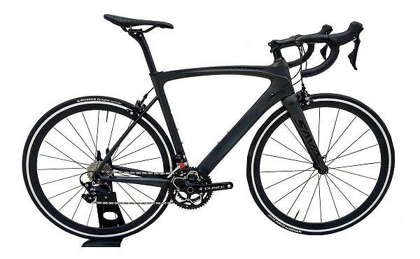 Bicicleta Speed 700c Sava Full Carbon Shimano 105 22v