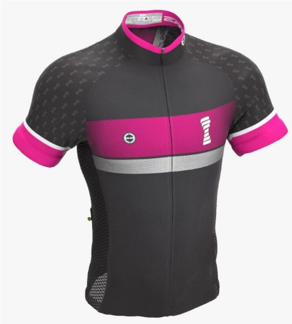 Camisa Ciclismo Ert New Tour Fight For Pink Mtb Speed