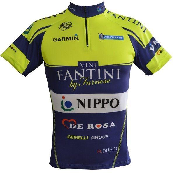 Camisa Ciclismo Ert Vini Fantini  Bike Mtb Speed