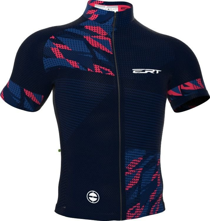 Camisa Ciclismo Ert New Tour Dots Bike Mtb Speed