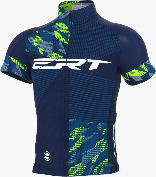 Camisa Ciclismo Ert Nova Tour New Dots Bike Mtb Speed