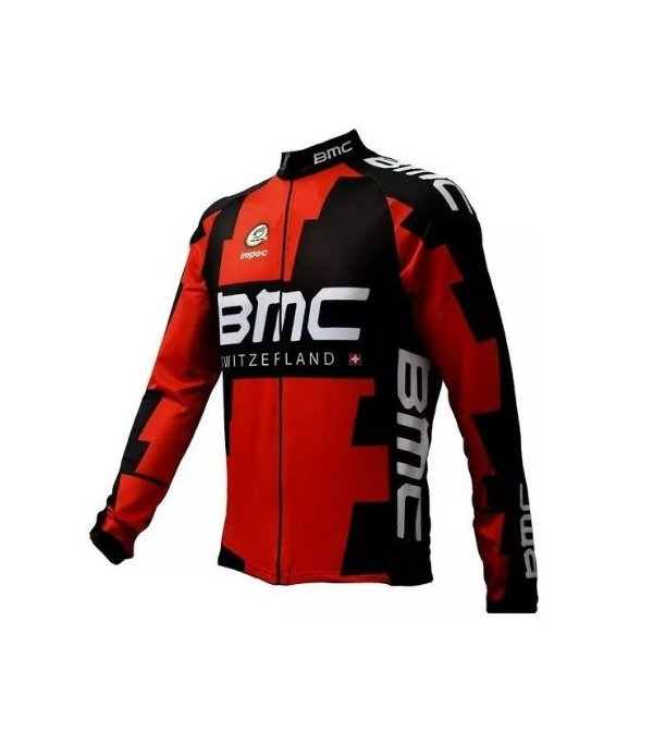 Jaqueta Térmica Casaco Frio Ert BMC Bike Ciclismo