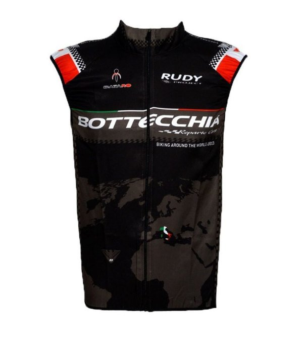 Colete Corta Vento Bike Ert Bottecchia Italy Ciclismo MTB