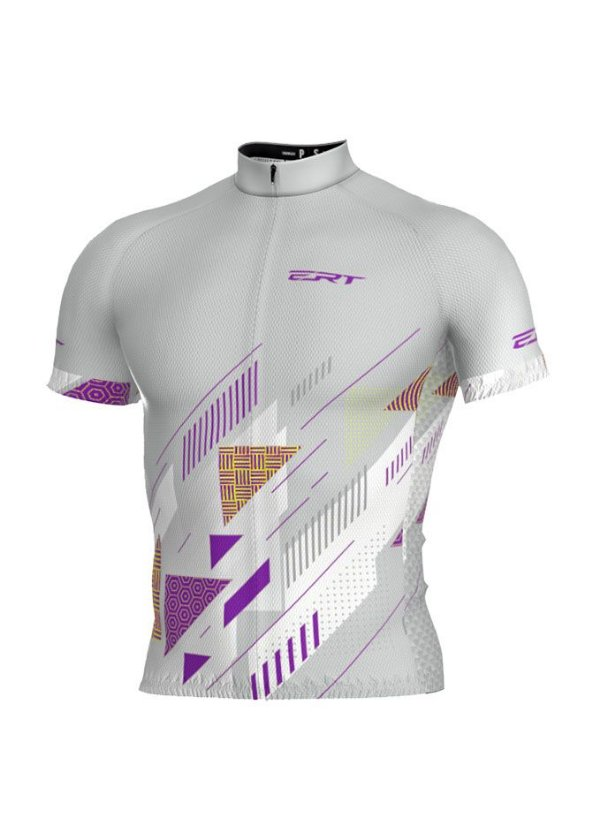Camisa Ciclismo Ert Nova Tour Abstract Bike MTB Speed