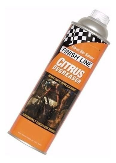 Desengraxante Bio Citrus Corrente Bike Mtb Finish Line 360ml