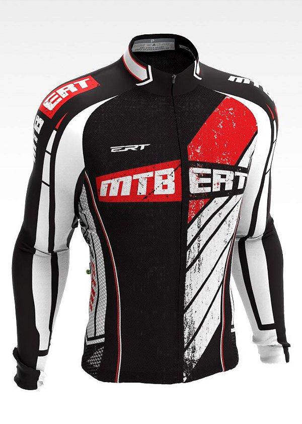 Camisa Manga Longa Ciclismo Ert Nova Tour MTB ERT