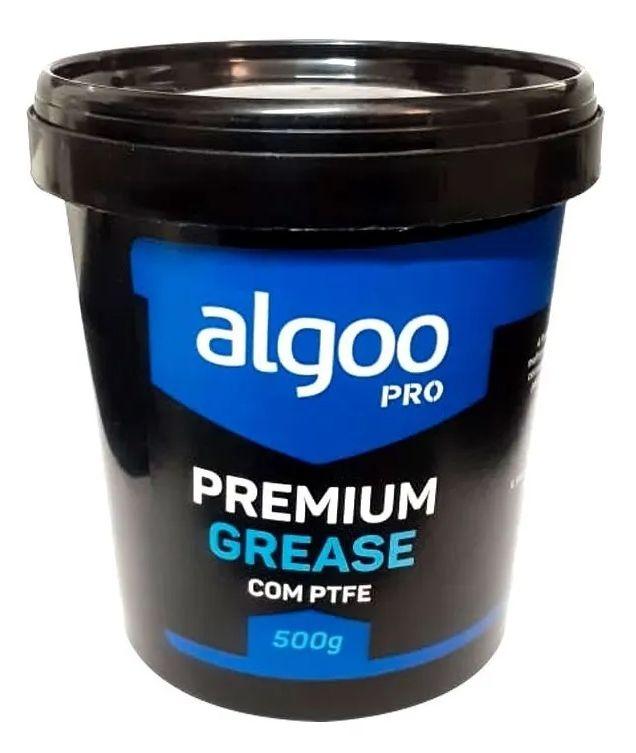 Graxa Premium Grease Com Ptfe Algoo Pro 500g Bike MTB Speed