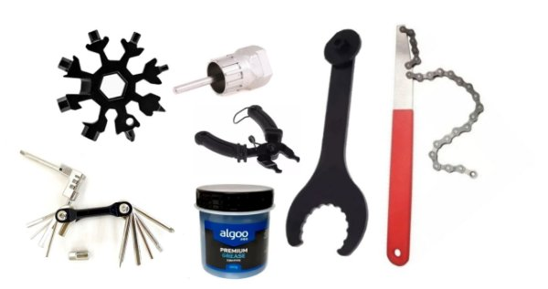 Kit Ferramentas Manutenção Bike Completo MTB Speed