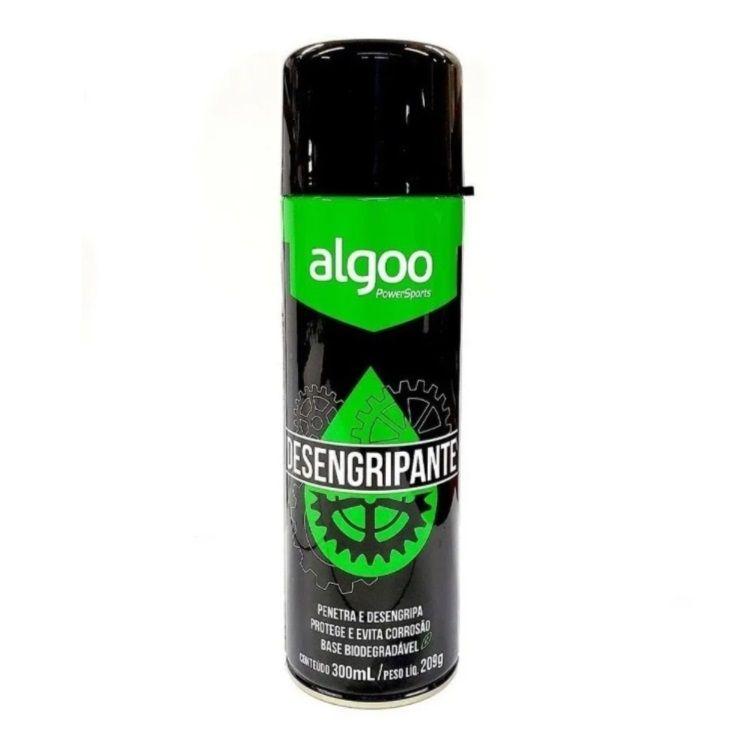 Óleo Desengripante Anticorrosivo Spray 300ml Algoo Bike Moto
