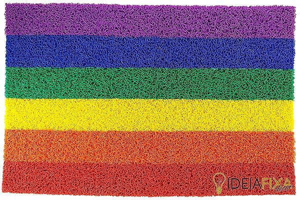 Capacho BANDEIRA LGBTQ+