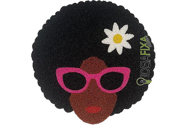 Capacho BLACK POWER Mulher