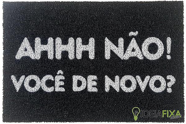 Capacho AHHH NÃO