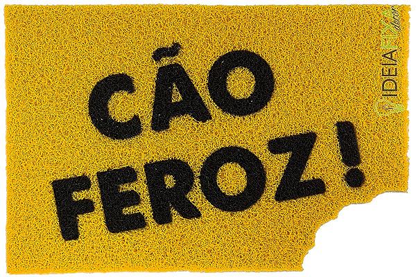 Capacho CÃO FEROZ