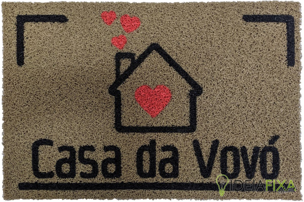 Capacho CASA DA VOVÓ