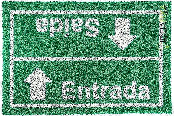 Capacho ENTRADA & SAÍDA