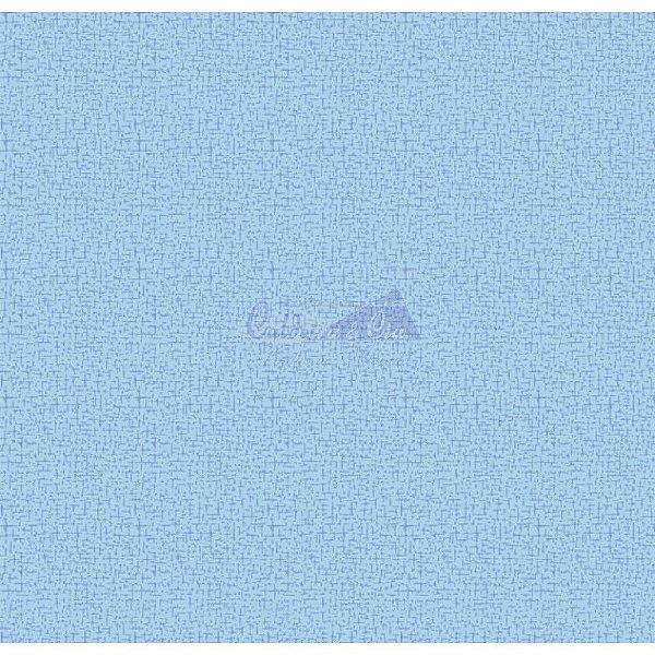 TRICOLINE TEXTURA COR 00003 (AZUL) 100%ALGODÃO TT180596