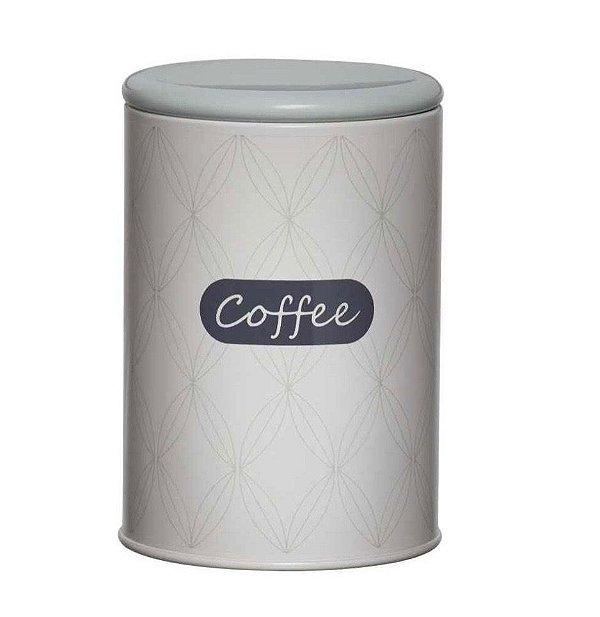 LATA PORTA CONDIMENTO COFFEE PATTERNS HERMÉTICA YOI