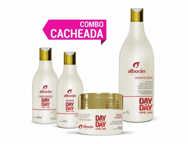 COMBO CACHEADA DAY BY DAY