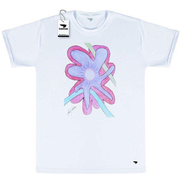 Camiseta Branca José Adilson Art