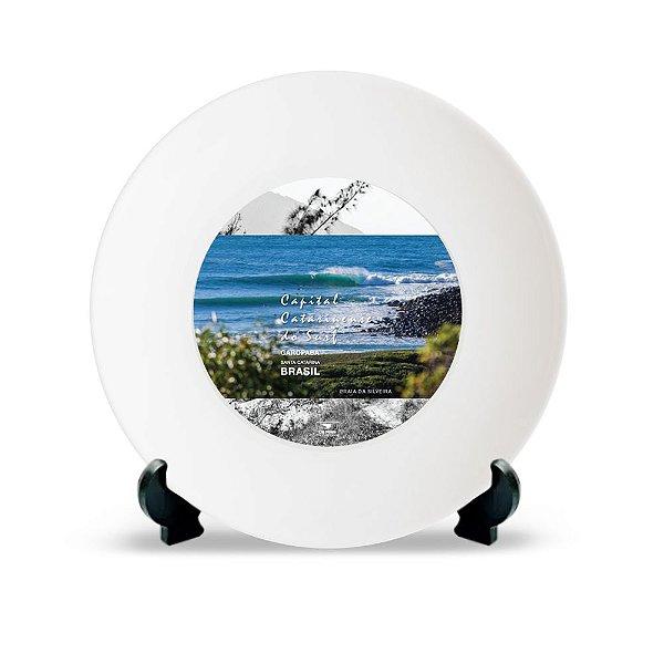 Prato Praia da Silveira - Capital Catarinense do Surf