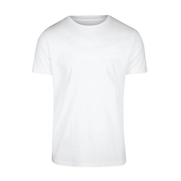 Camiseta Básica Darosaa 1 Branca,  1 Preta