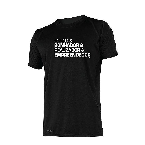 Camiseta Sonhador e Empreendedor