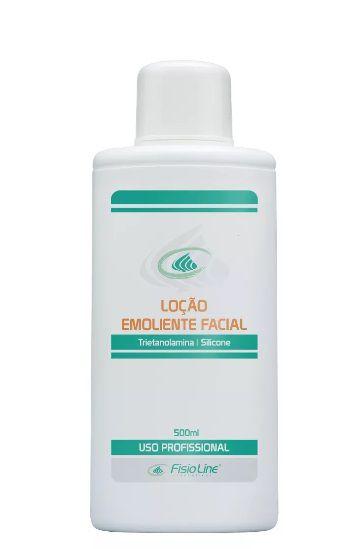 Loção Emoliente Limpeza Facial 500ml