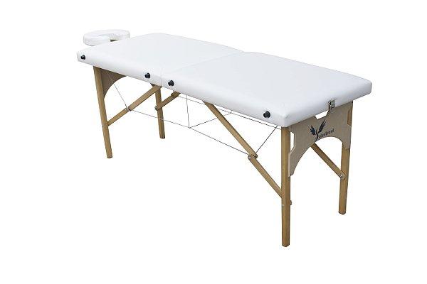 Maca de Massagem Portátil e Dobrável Altura Fixa