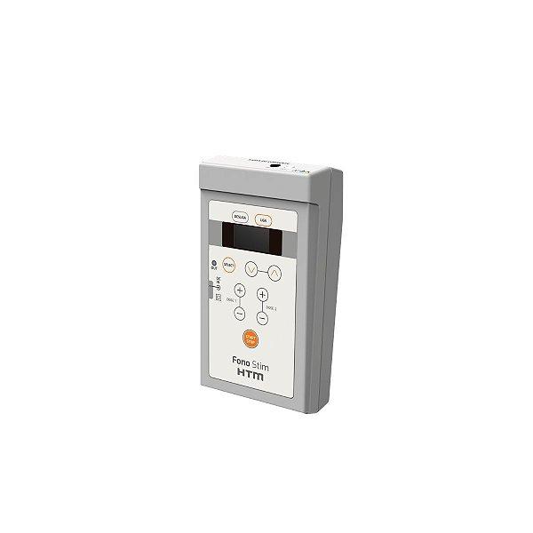 Aparelho Eletroestimulador Portátil para Fonoterapia Fono Stim HMT