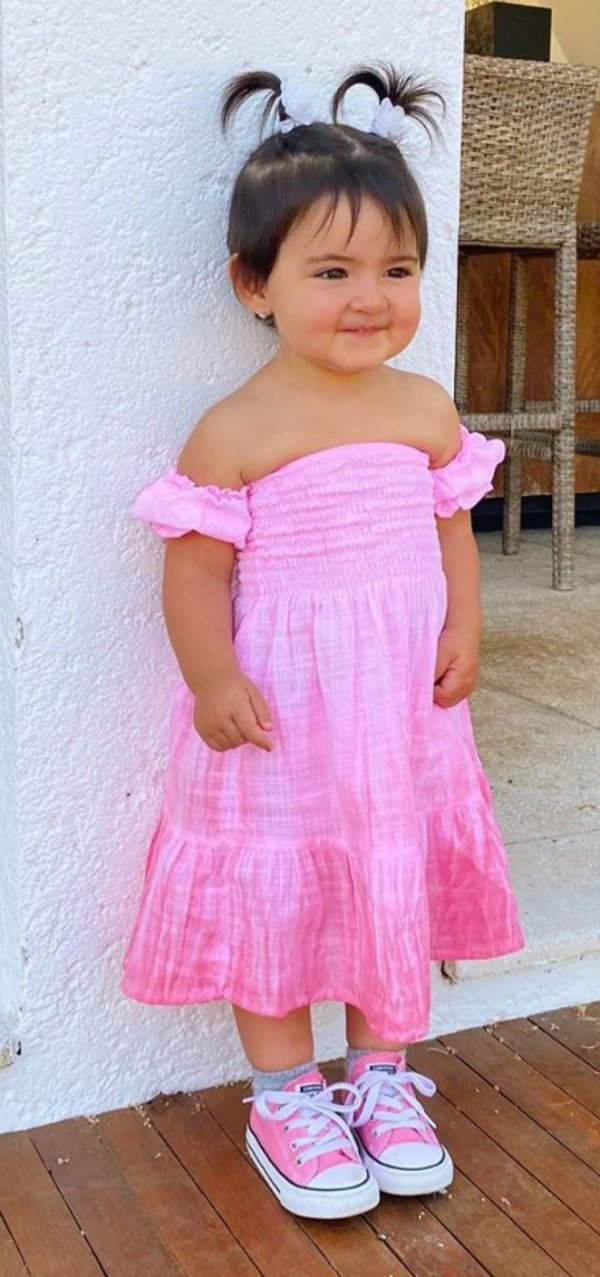 Vestido St Tropez Kids