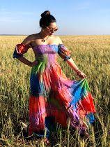 Vestido Santorini II
