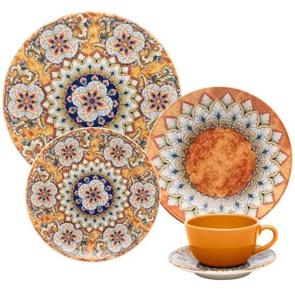 Aparelho de Jantar e  Chá Unni Castello- Oxford