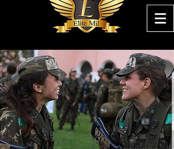 Quer ser um militar de carreira e alcançar o topo da elite militar? clique na descrição e saiba mais.
