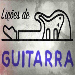 Quer aprender tocar guitarra? Então clique na imagem para mais informações