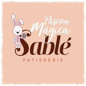 Páscoa Mágica Sablé, Ovos de Páscoa e bombons finos, aprenda fazer, clique na imagem e saiba mais