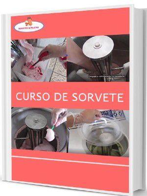 Curso sorvete, aprenda como fazer , saiba mais clique na imagem.